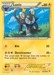 XY Flashfire card 33