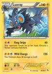 XY Flashfire card 34