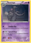 XY Flashfire card 39