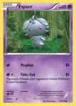 XY Flashfire card 42