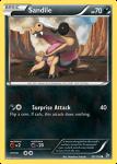 XY Flashfire card 56