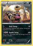 XY Flashfire card 57