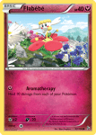XY Flashfire card 62