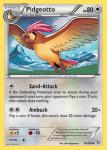 XY Flashfire card 76