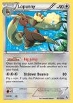 XY Flashfire card 85