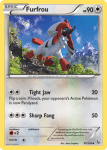 XY Flashfire card 87
