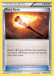 XY Flashfire card 89