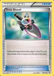 XY Flashfire card 98
