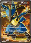XY Furious Fists card 107