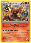 XY Furious Fists card 11