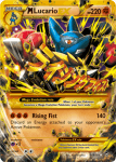 XY Furious Fists card 113