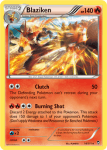 XY Furious Fists card 14