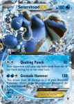 XY Furious Fists card 20