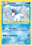 XY Furious Fists card 21