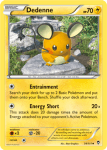 XY Furious Fists card 34