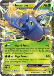 XY Furious Fists card 4