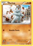 XY Furious Fists card 44