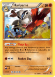 XY Furious Fists card 52