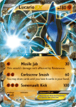 XY Furious Fists card 54