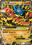 XY Furious Fists card 55