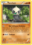 XY Furious Fists card 59