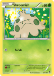XY Furious Fists card 6