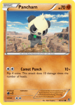 XY Furious Fists card 60