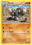 XY Furious Fists card 61