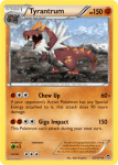 XY Furious Fists card 62