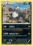 XY Furious Fists card 68