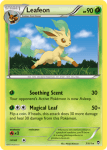 XY Furious Fists card 7
