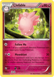 XY Furious Fists card 71