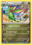 XY Furious Fists card 76