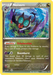 XY Furious Fists card 77