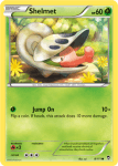 XY Furious Fists card 8