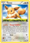 XY Furious Fists card 80
