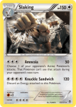 XY Furious Fists card 83