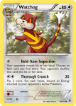 XY Furious Fists card 85