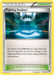 XY Furious Fists card 90