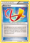 XY Furious Fists card 91