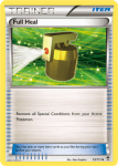 XY Furious Fists card 93