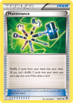XY Furious Fists card 96