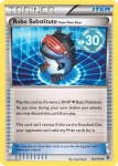 XY Phantom Forces card 102