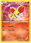 XY Promos Set card XY02