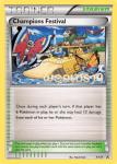 XY Promos Set card XY27