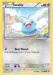 XY Roaring Skies card 73
