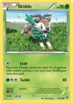 XY card 18