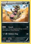 XY card 70