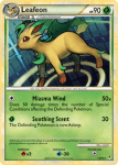 HeartGold and SouldSilver Call of Legends card 13
