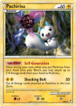 HeartGold and SouldSilver Call of Legends card 18